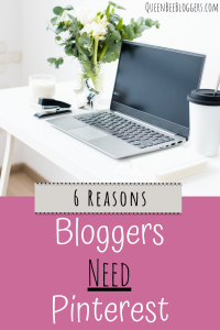why bloggers should use pinterest