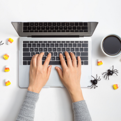 Halloween Post Ideas for Bloggers!