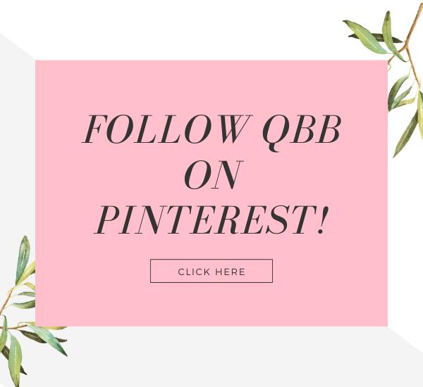 follow qbb on pinterest